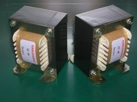 2pcs A Lot 5K Tube Amp Transformer Single Ended 5K Output Cattle Transformer Amplifier Audio HIFI