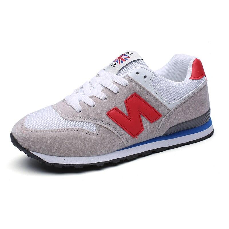 Men Women Running Shoes Women Mesh Breathable Sneakers Men Outdoor Light Trainers Walking Jogging Sport Shoes Calzado Deportivo