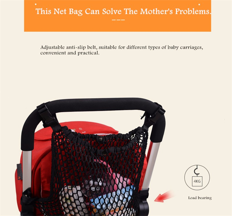 Baby Stroller Bag Organizer  (3)