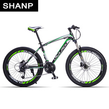 LAUXJACK Горный велосипед стальная рама 24 скорости Shimano 26″ колеса MTB Mountain Bike