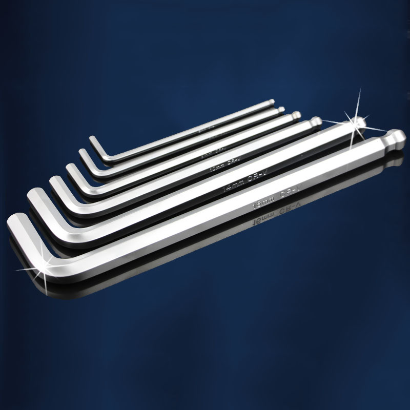 14mm Hex Allen Key Long Bit Internal Socket Metric 1//2 Drive 140mm Length Cr-V