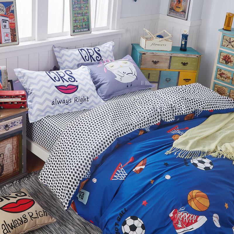 wholesale basketball bedding sets from china basketball bedding sets