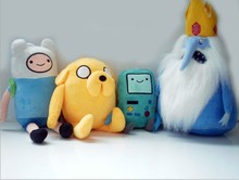 4pcs lot Adventure time toy kids toys for children girls boys adventure time toys plush gifts