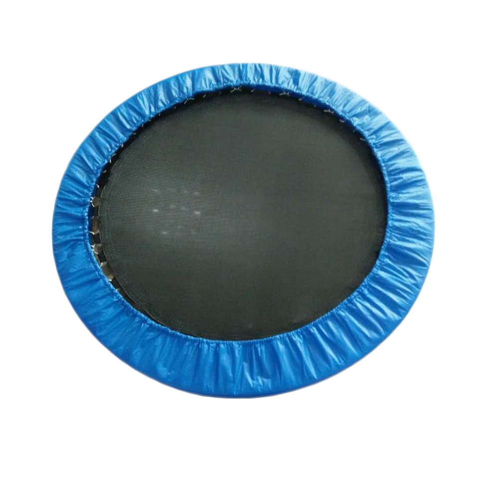 ילדי מיני טרמפולינה סופר נווד תרגיל כושר Jogger Rebounder/PT אביב כחול סדרן טרמפולינה
