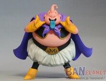Banpresto DXF Dragon Ball Majin Buu PVC Figurines 13 CM Dragon Ball Z Collection Modèle Jouet Poupée Figuras DBZ