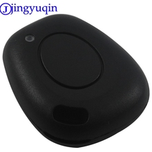 jingyuqin 20Pieces/lot 1 Button Car Key Cover Case For Renault Megane Scenic Laguna Flip Fob Car Key Case Keyless Entry Remote
