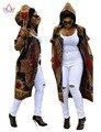 Весна осень лето 2016 Африканские платья для женщин dashiki воск батик печати хлопок 1 шт. с коротким рукавом женщин chothes WY848