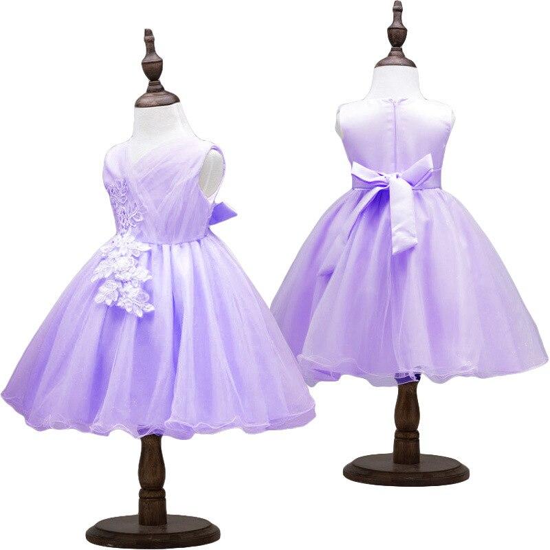 new prom dresses 2018 flower girls dress Kids Birthday party dresses ...