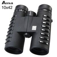 New Black Roof 10x42 Binoculars Bak 4 Prism Telescope For Birding Watching