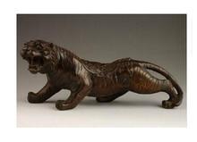 Copper Brass CHINESE crafts decor Asian Recogiendo VIEJAS Elaborada Hecho A Mano Chino de La Vendimia bronce Antiguo Cobre