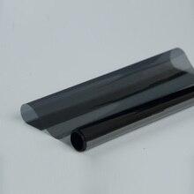 0,5x3 м VLT30% автомобильный пылающий Теплоконтроль средний серый клей Жилая самоклеющаяся пленка для окон Солнцезащитная виниловая