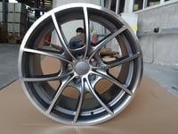 20x8.5J Wheel Rims PCD 5x120 Center Broe 72.56 ET30 With The Hub Caps