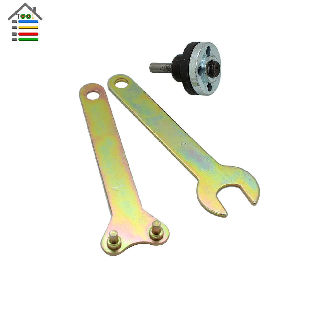 Variable Angle Grinder Accessories 6mm Connect Rod Handle Converter Electrical Tool Parts Fit for Electric Drill Polish Cutting hot selling stone processing electrical grinder accessories boutique electric grinding head and power tool parts