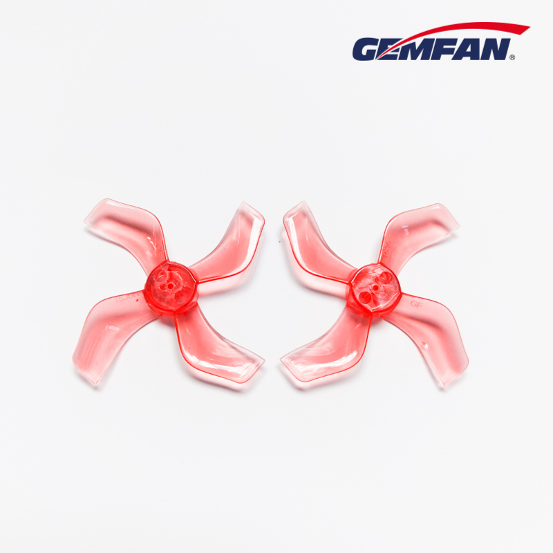 Gemfan 1636 4-blade Propeller 1mm 1.5mm Hub CW CCW 8 Pair PC Prop for <font><b>1103</b></font> <font><b>Motor</b></font> RC Drone Quadcopter FPV Racing image