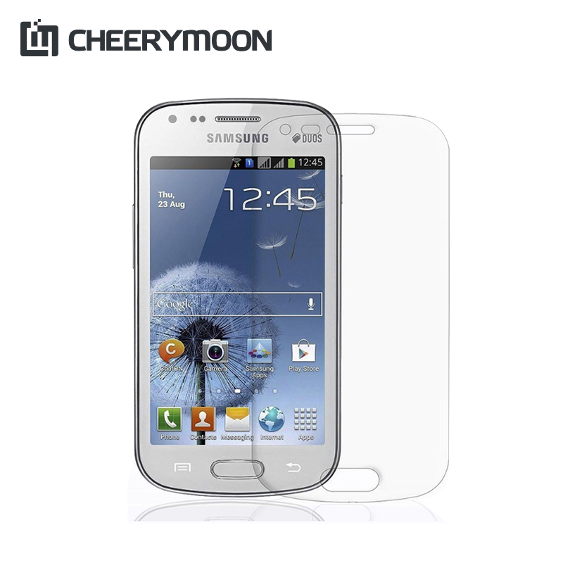 Nano Explosion-proof Soft For Samsung Galaxy S Duos 2 S7582 S7580 S7562 Trend Plus S7560 Ace II-X S7560M Protector Film No Glass