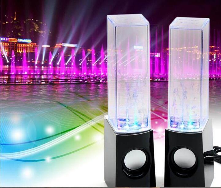 2016 Nuevo producto Dancing Water Speaker Active Portable Mini USB - Audio y video portátil