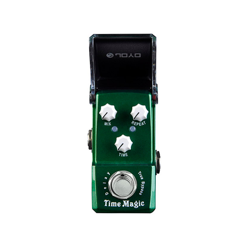 New Joyo Ironman Series JF-304 Time Magic(Delay) Mini Smart Effect Pedal free shipping free the power supply new lp2k series contactor lp2k06015 lp2k06015md lp2 k06015md 220v dc