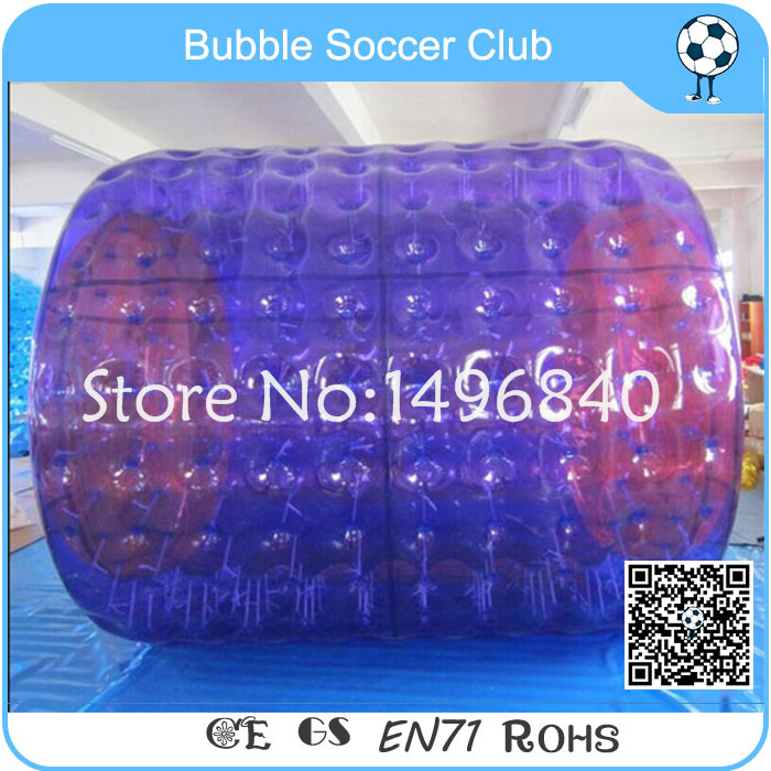 Free shipping 1.0mm TPU Inflatable Water Roller Ball Walk On Water Ball Aqua Rolling Ball,Roller Wheel For Adults Or Kids free shipping tpu zorb ball inflatable water walking ball outdoor water games inflatable water roller ball