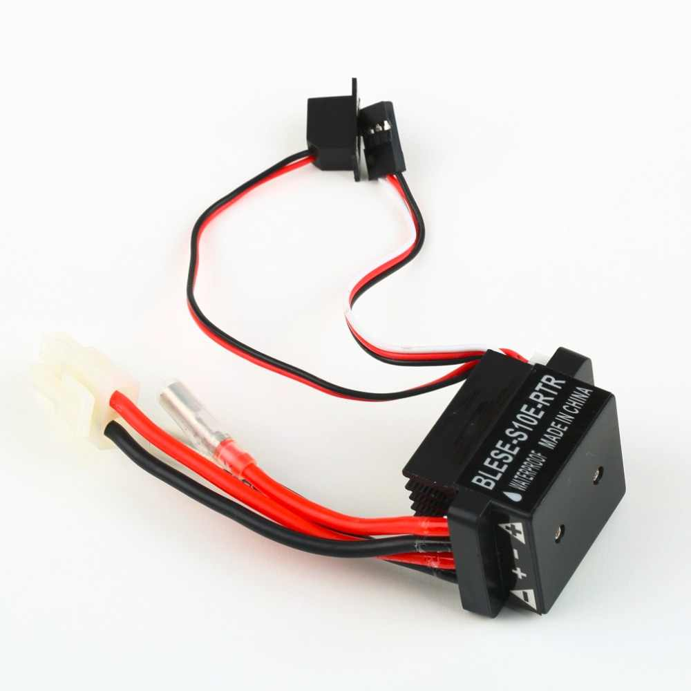 RC Schip & Boot R/C Hobby 6-12V Brushed Motor Speed Controller ESC 320A Geborsteld Motor speed Controller voor RC Boot Auto Model