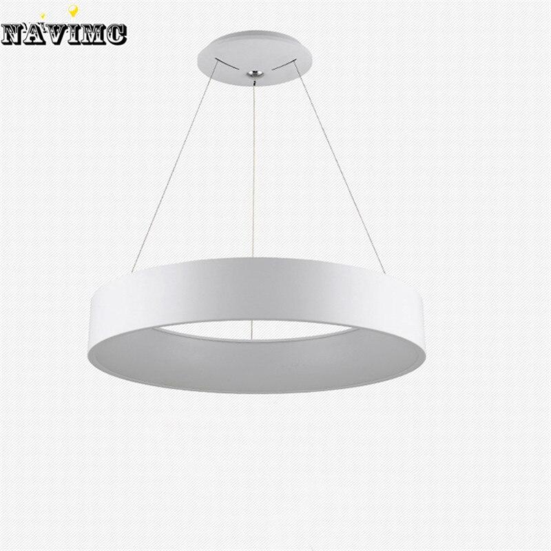 Modern Round LED Pendant Light For Dining Room Kitchen Restaurant Ceiling Lamp Novelty In Lights From Lighting On Aliexpress