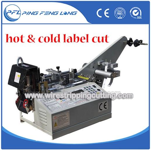 PFL 790 Automatic label cutting machine,Ribbon label cutting machine ...