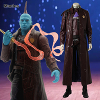 Guardians Of The Galaxy Vol 2 Yondu Udonta Cosplay Costume Halloween Carnival Outfit Adult Men Full