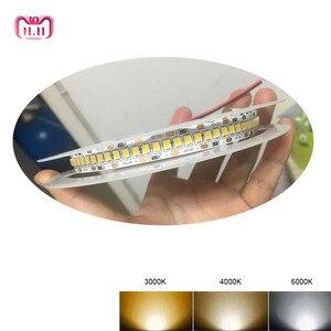 1800lm/m عالية CRI> 80 5 متر 1200 LED 2835 باندي أدى 12 فولت 24 فولت أضواء sttrip مرنة Llight 240 led/m LED قطاع الأبيض الدافئة الأبيض