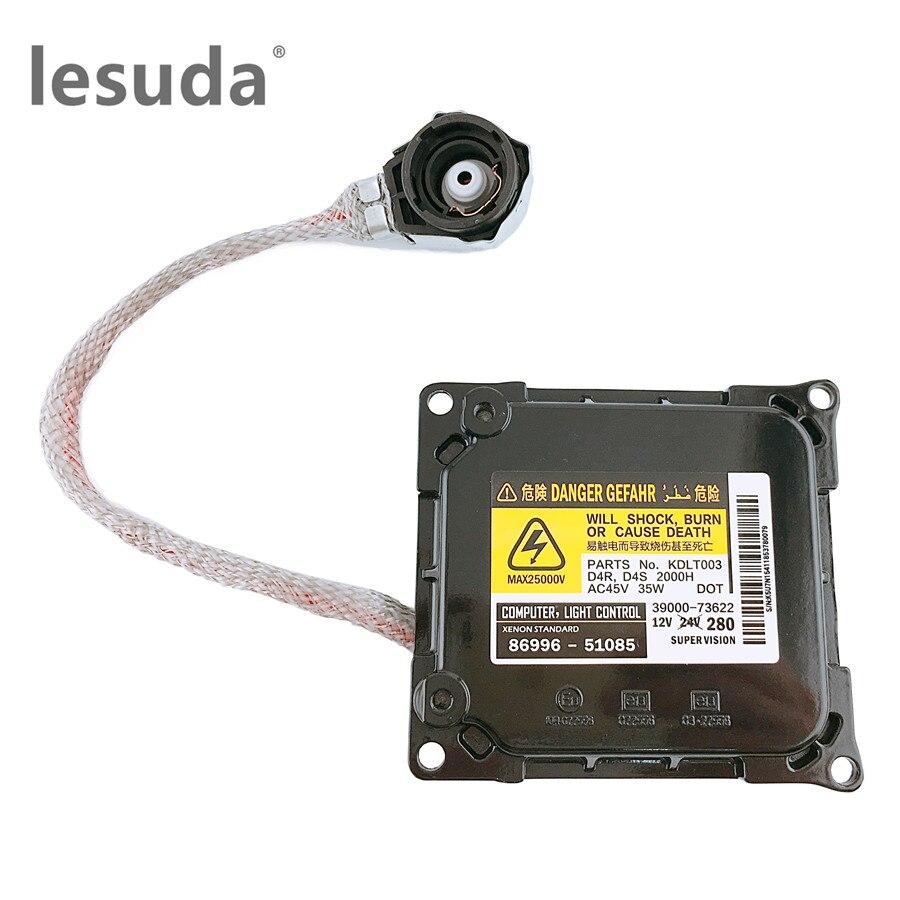 D4S D4R HID xénon phare Ballast ordinateur contrôle de la lumière pour TOYOTA Lexus OEM plus légers réacteurs D2S D2R