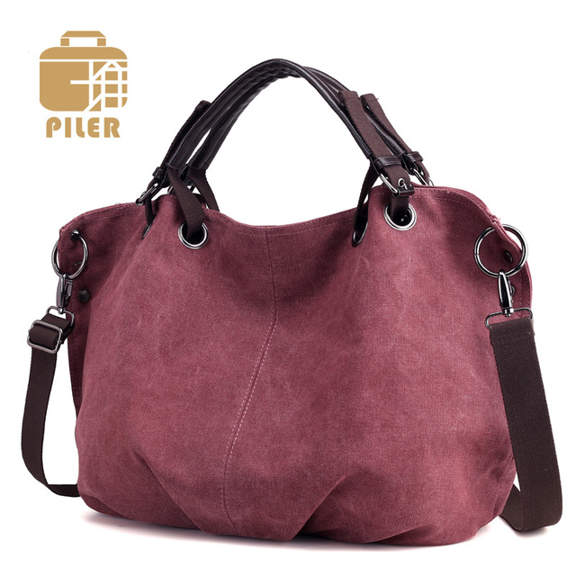 a423a763120c US $24.9 40% OFF|11 Colors Vintage Woman Canvas Handbags Large Capacity  Woman Bags 2018 Bag Handbag Fashion Casual Tote Women Shoulder Bag-in ...