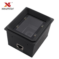 Xeumior 2D USB RS232 Qr Code Reader Scanner Embedded Scanning Module for Self Service Kiosk Terminal