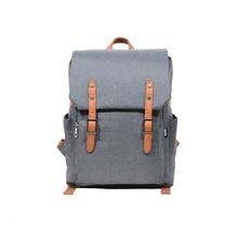 Mackar просто мода рюкзак для мужчин и женщин водонепроницаемый Оксфорд молния застежка сумки на плечо школы ноутбук путешествовать сумка Mochila