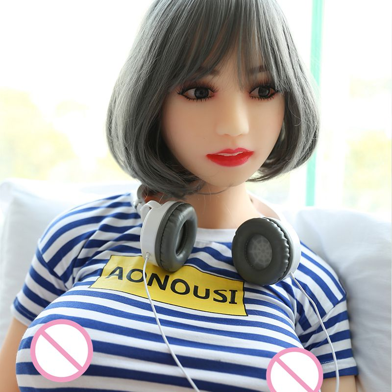 2017 new 165cm Tall huge breast Japanese metal skeleton real vagina oral adult love doll solid full silicone sex doll for men2017 new 165cm Tall huge breast Japanese metal skeleton real vagina oral adult love doll solid full silicone sex doll for men