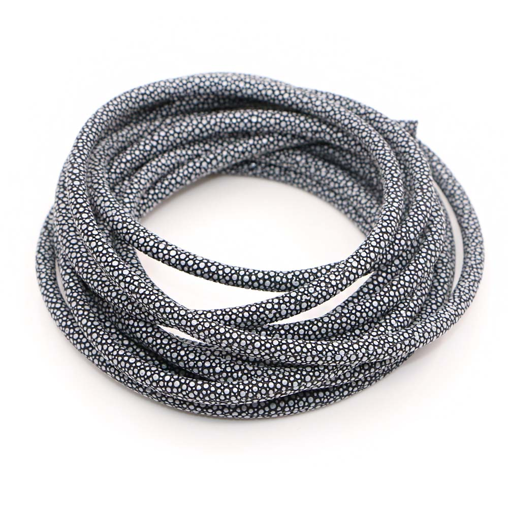 5meters/lot Stingray Leather Cord Fit Stingray Leather Skull Bracelets And DIY Jewelry Handmade Accessories