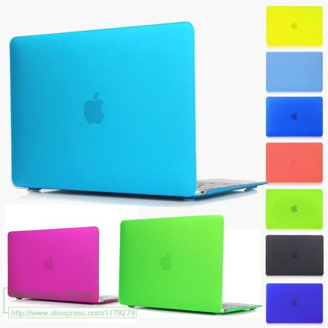 Christmas Gifts New colour Matte Rubberized Case For Apple Macbook ...