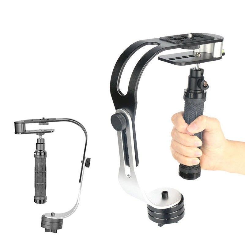 Mini Professional Video Steadycam Steadicam Stabilizer for Digital Compact Camera Phone DSLR Camera for Gopro hero