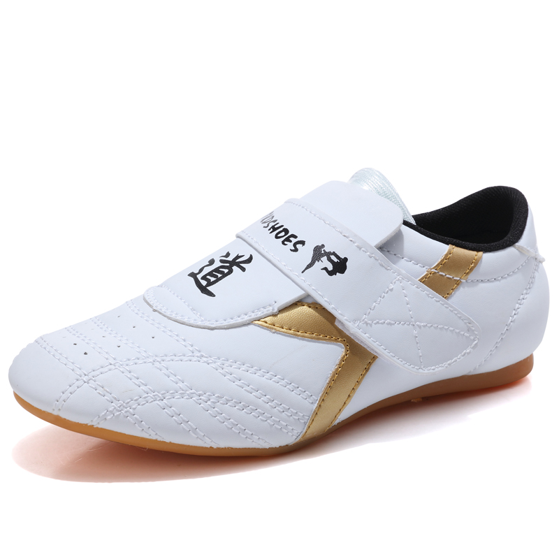 Taekwondo-Shoes Sport-Sneakers Female Kids Child Woman Kickboxing Karate Adult Designated