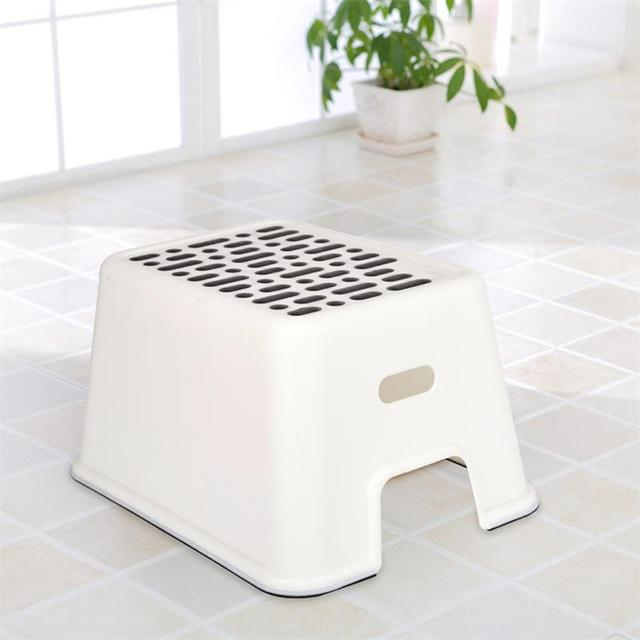 Wonderful Step Stool Multifunction Children Bathroom Stool Slip Resistant Step Pads  Bath Stair Toilet Stool