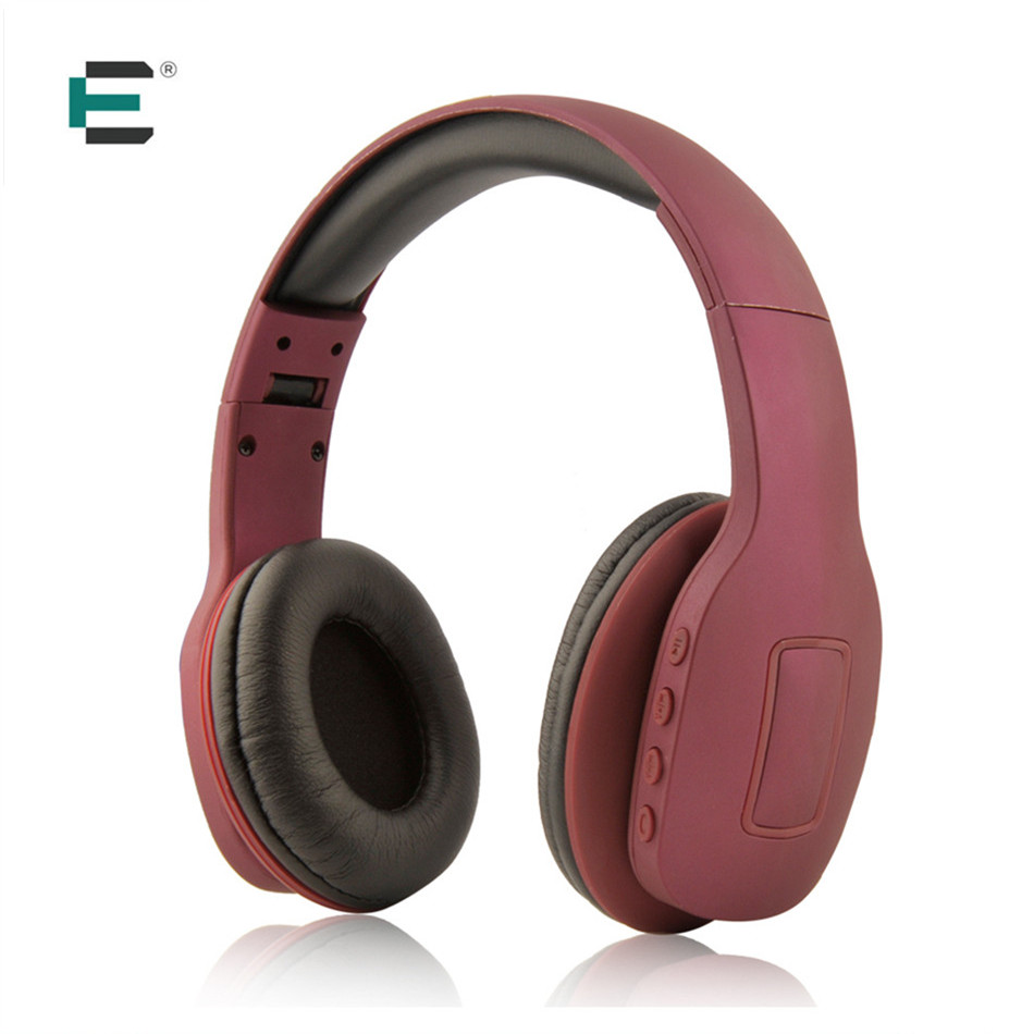 ET Bluetooth Headphone Active Noise Cancelling ANC Wireless With MIC Stereo Bass Headset For Computer Samaung iPhone Xiaomi logitech h110 stereo headset headphone w mic noise cancelling