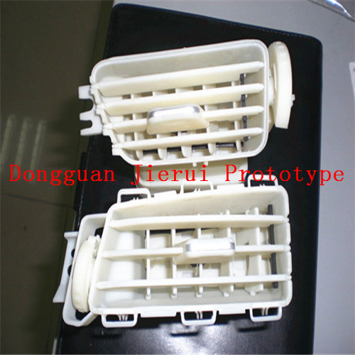 ABS plastic case rapid prototyping/3D printing rapid prototype/cnc machining rapid prototypes/CNC