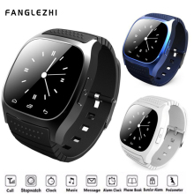 Smart Watch M26 Smartwatch Bluetooth Wristwatch Sport Watch Smart Men Smartwatch Android Women with SMS Remind Pedometer DZ09 A1 free shipping in stock dz09 bluetooth smart watch m26 dial sms pedometer for all phone android phone smartwatch m26