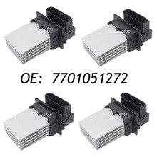 New 4pcs HVAC Heater Blower Resistor Fan Control Module For Renault Clio II 7701051272 509921 GFJDZRN001