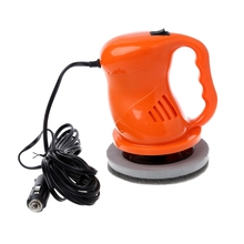 DC 12V 40W Electric Car Polisher Machine Car Auto Polishing Waxing Tool Sanding Sander Waxing Polisher Power Tools