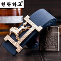 2015 brand designer h High quality PU leather belt for men women fashion belts luxury harajuku cinto feminino