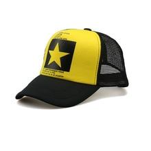 Super Big Stars Snapback Unisex Baseball Cap