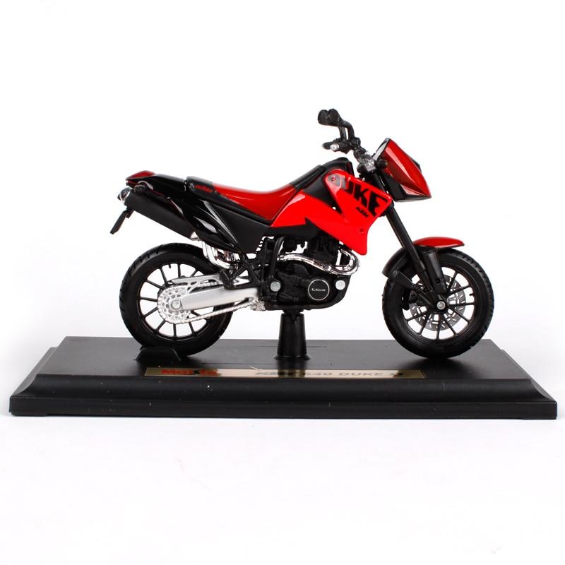 Maisto 1 18 Ktm 640 Duke Ii Motorcycle Bike Diecast Model Toy New In