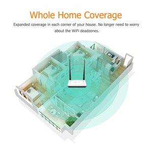 Image 5 - Tenda N300 300Mbps kablosuz WiFi yönlendirici Wi Fi tekrarlayıcı güçlendirici, çoklu dil Firmware,1WAN + 3LAN bağlantı noktası, 802.11b/g/n, kolay kurulum