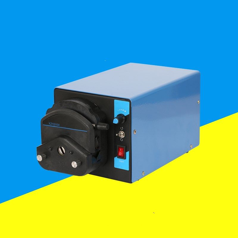 ml/min Grothen Bt300 Labor Schlauchpumpe Große Durchflussmessung Selbstansaugende Pumpe 0,1-2000 Sanitär