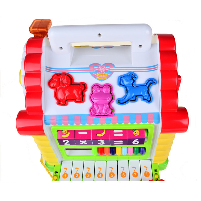Kids Electronic Educational House Toy