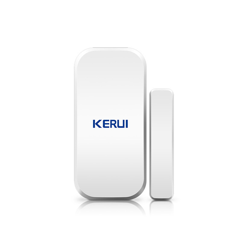 Orijinal KERUI D025 433 MHz Kablosuz Pencere Kapı Mıknatıs - Güvenlik ve Koruma - Fotoğraf 4