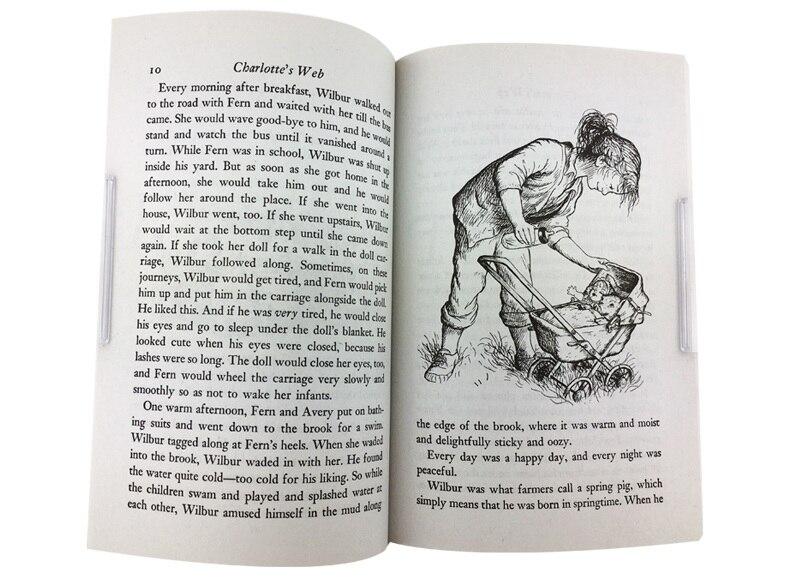 new hot charlottes web ingles livro de ficcao para criancas adulto 01
